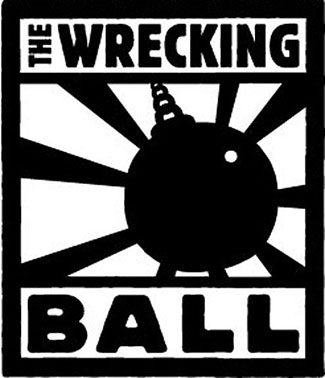 The Wrecking Ball – theatre and politics mixed together!